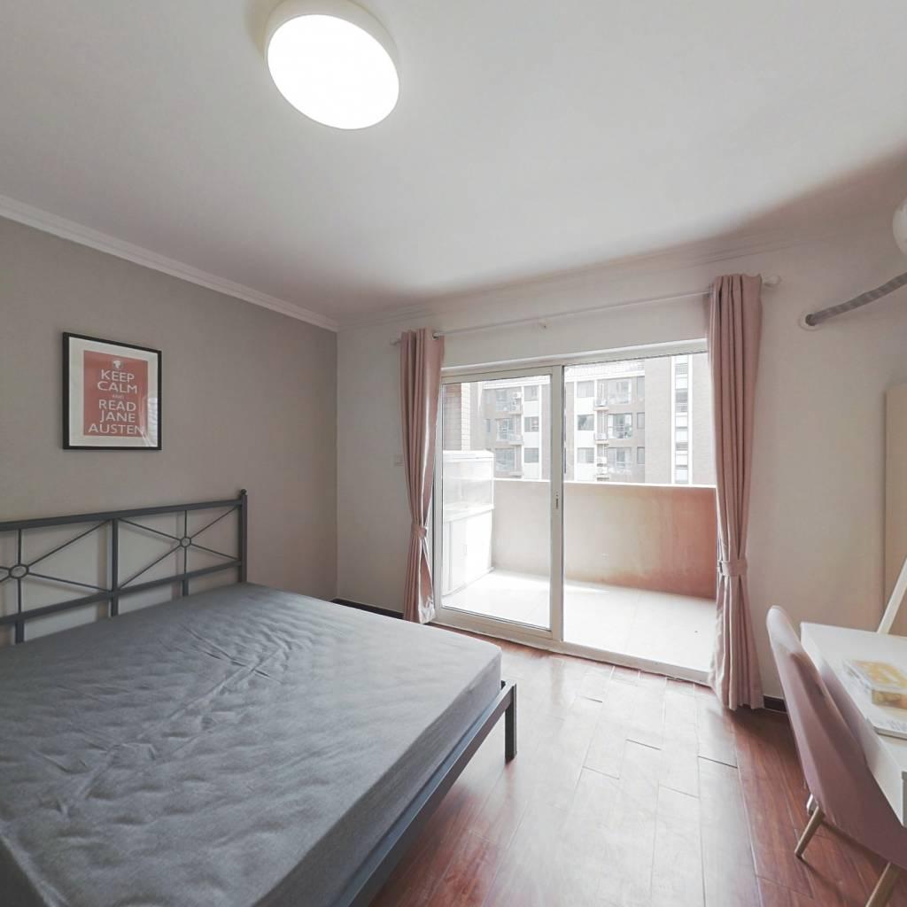 合租·金隅花石匠二期东区 4室1厅 北卧室图