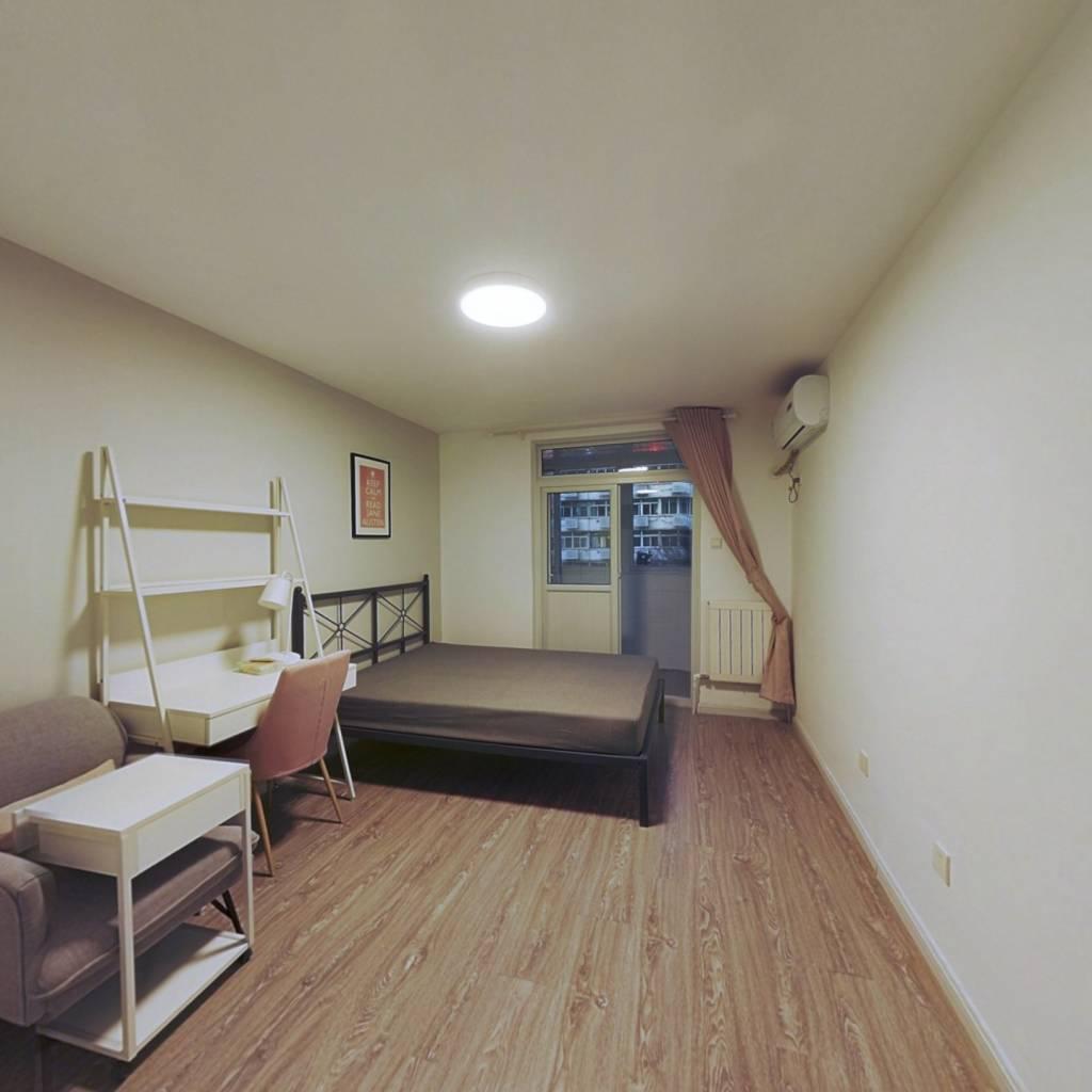 合租·元兴新里 2室1厅 北卧室图