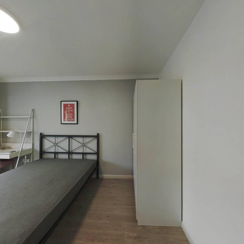 合租·水丰路61弄 3室1厅 南卧室图