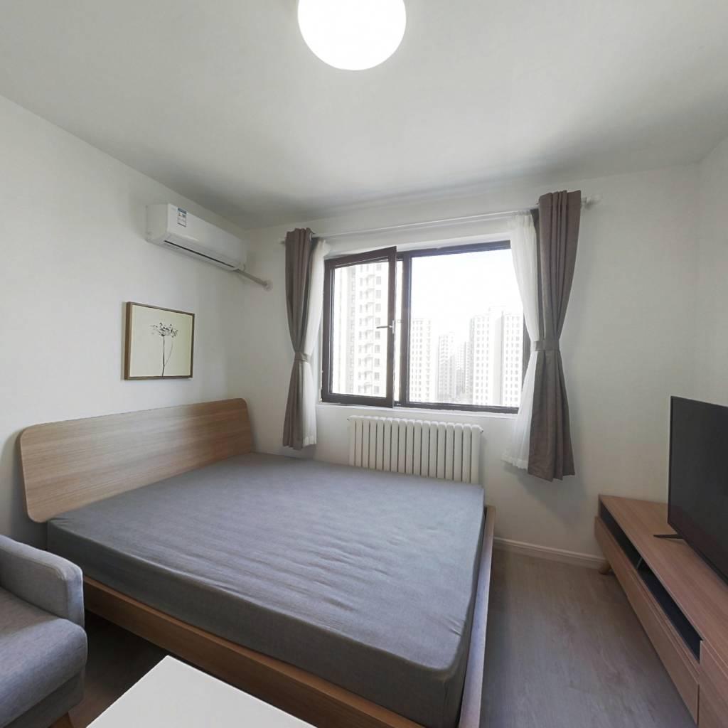 整租·中国铁建兴盛嘉苑 1室1厅 南卧室图