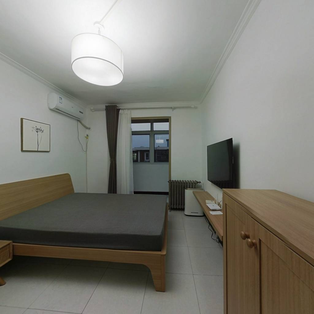 整租·程林里 1室1厅 南卧室图