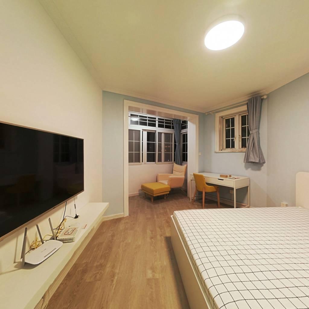 整租·瑞金二路410弄 1室1厅 西卧室图