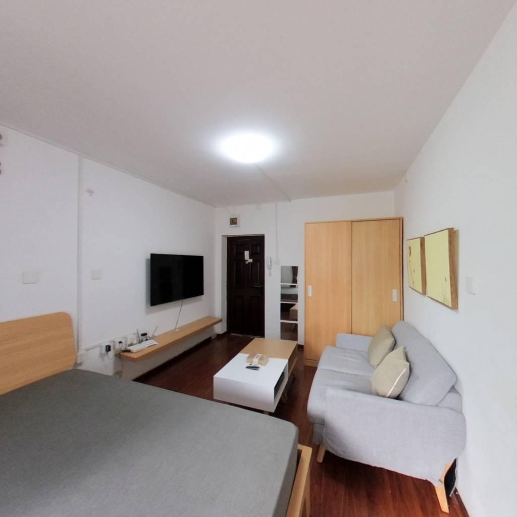 整租·西辛南区 1室1厅 南卧室图
