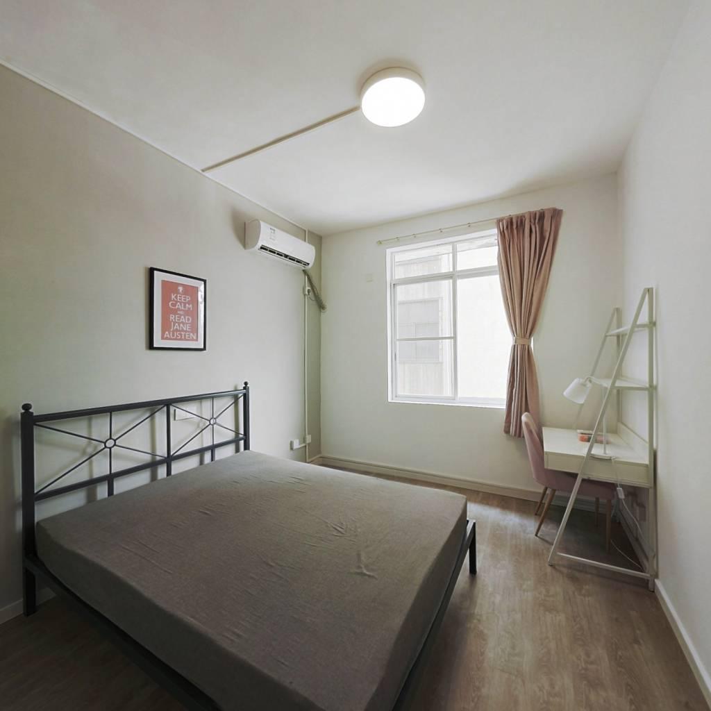 合租·北丽园 4室1厅 南卧室图