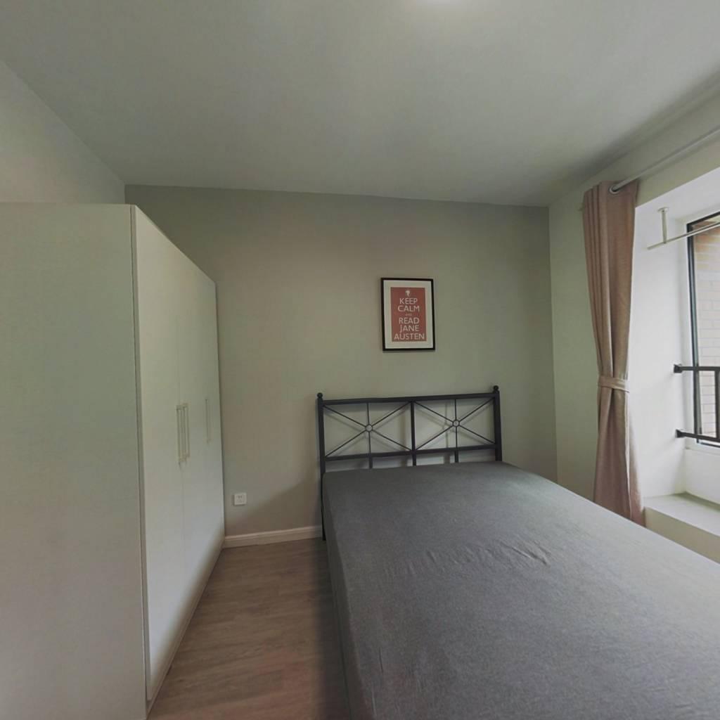 合租·正荣府 4室1厅 南卧室图