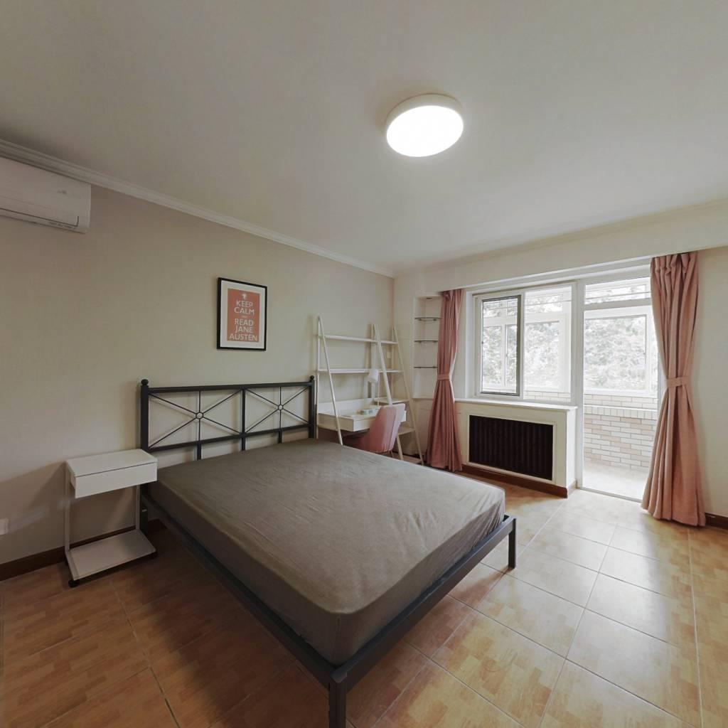 合租·朝阳庵 3室1厅 南卧室图