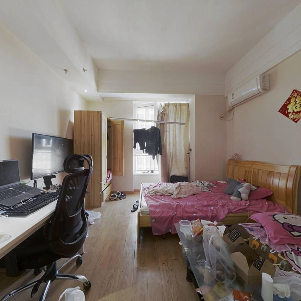 鲁商盛景广场 1室1厅 北
