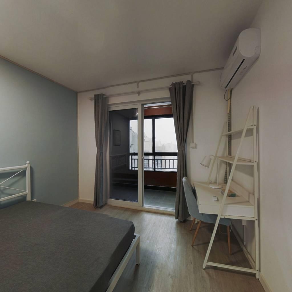 合租·远洋心里 4室1厅 南卧室图
