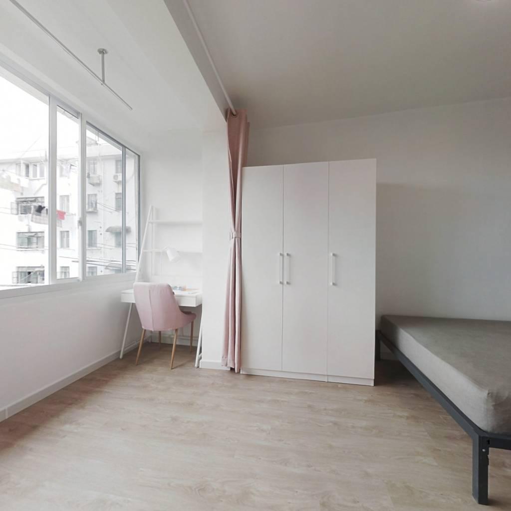 合租·冶金小区(徐汇) 2室1厅 南卧室图