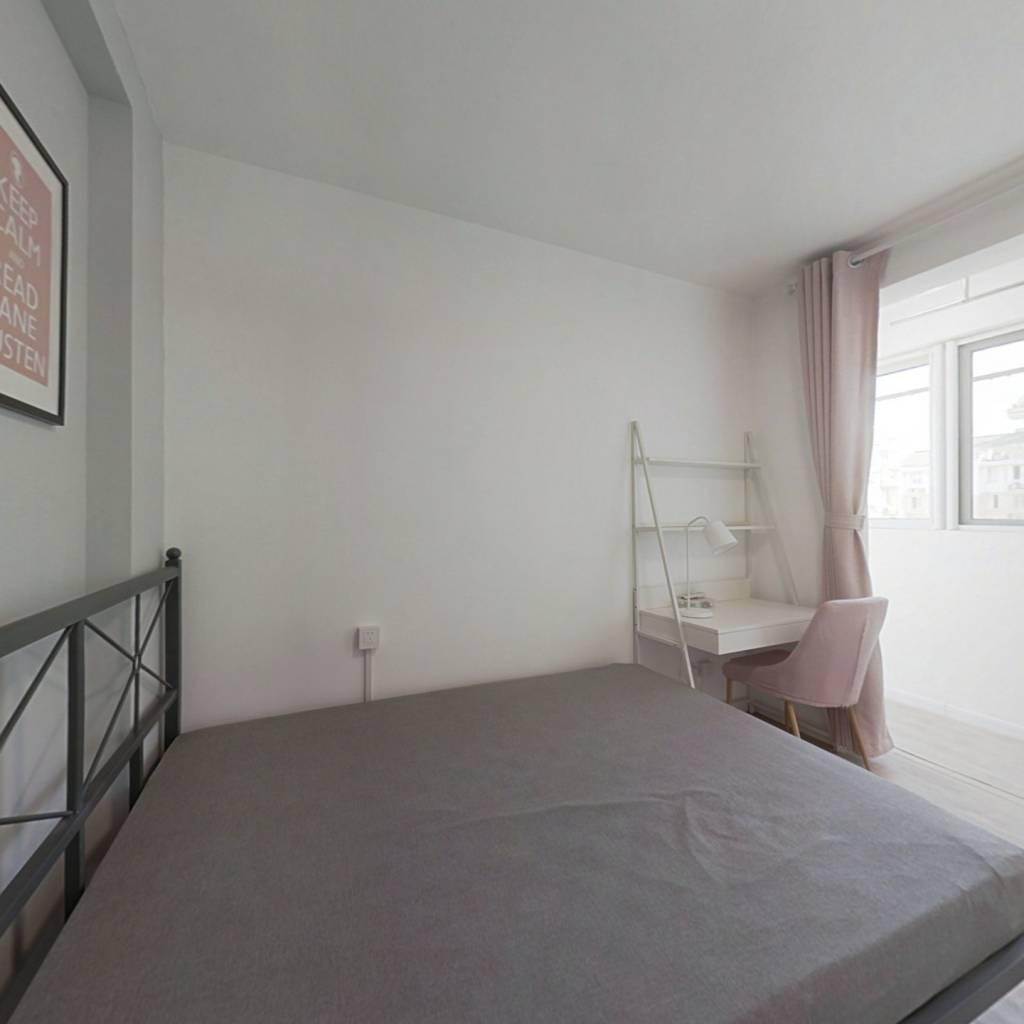 合租·汇景家园汇祥苑 3室1厅 北卧室图