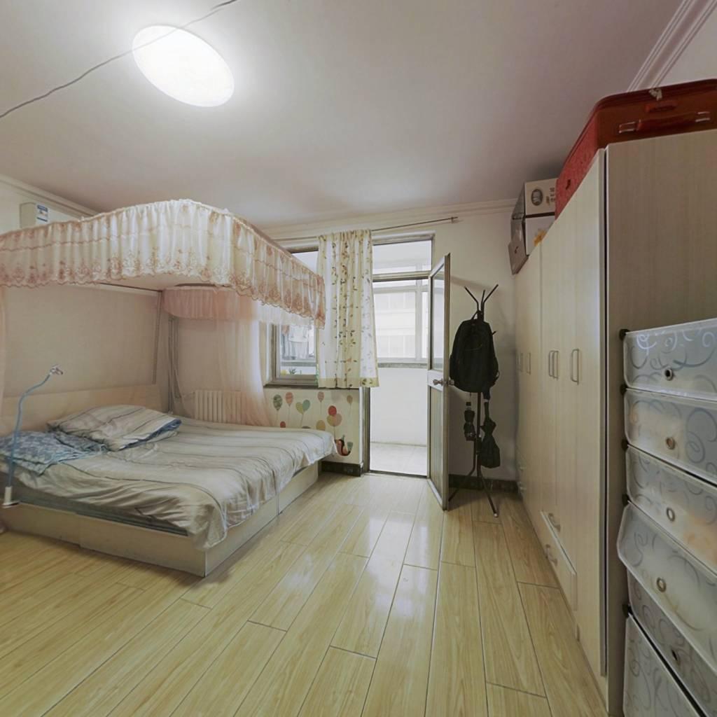 紫金庄园带电梯高楼层正规两居室