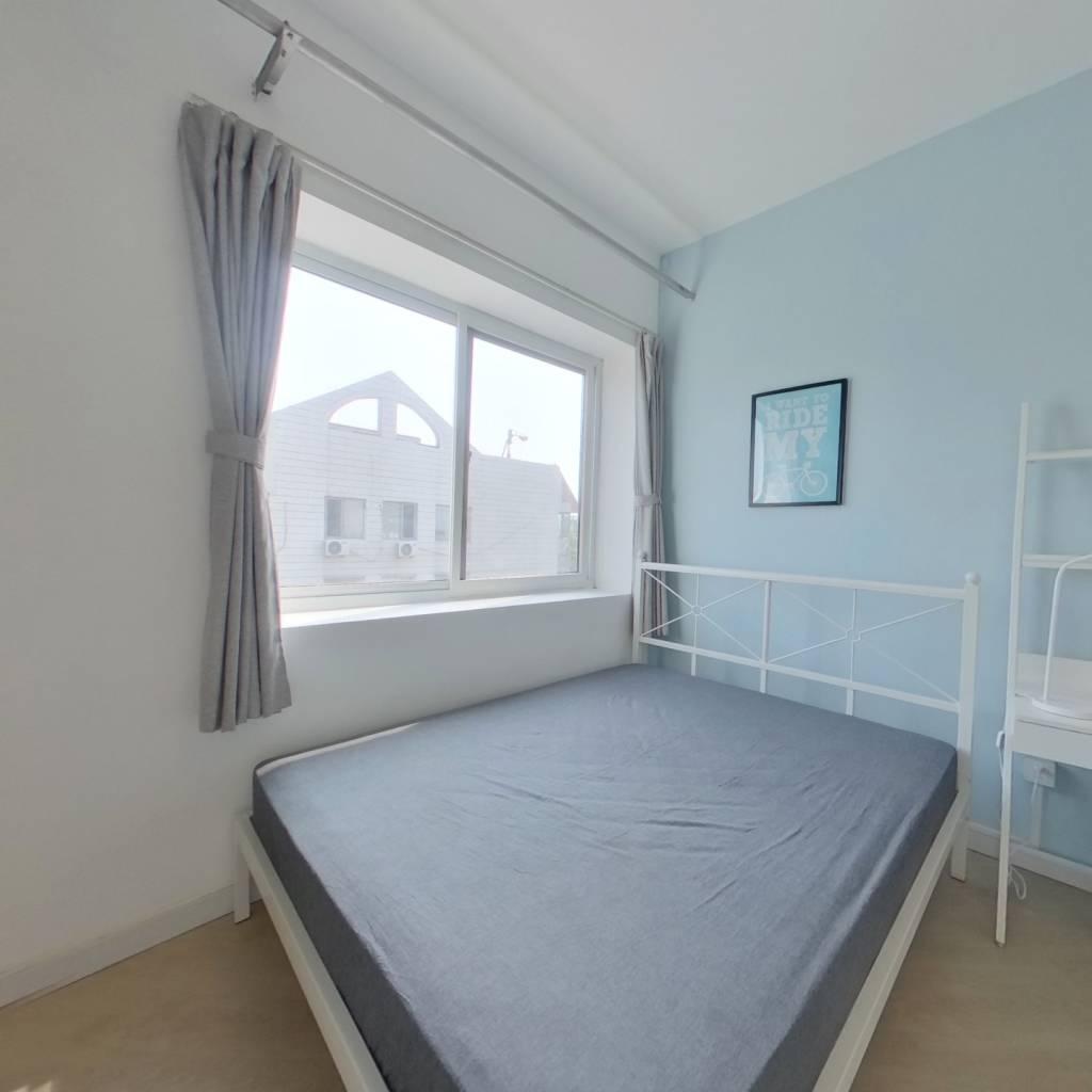 合租·泰中花园 3室1厅 南卧室图