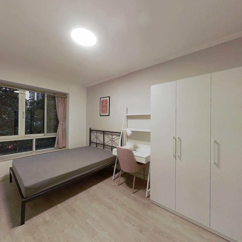 合租·保利花园(海珠) 4室1厅 南卧室图