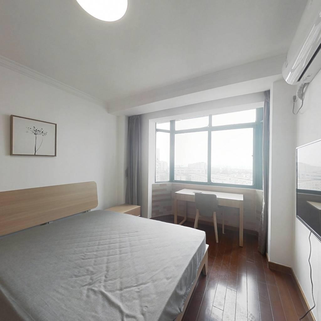 整租·临沂大楼 2室1厅 南卧室图