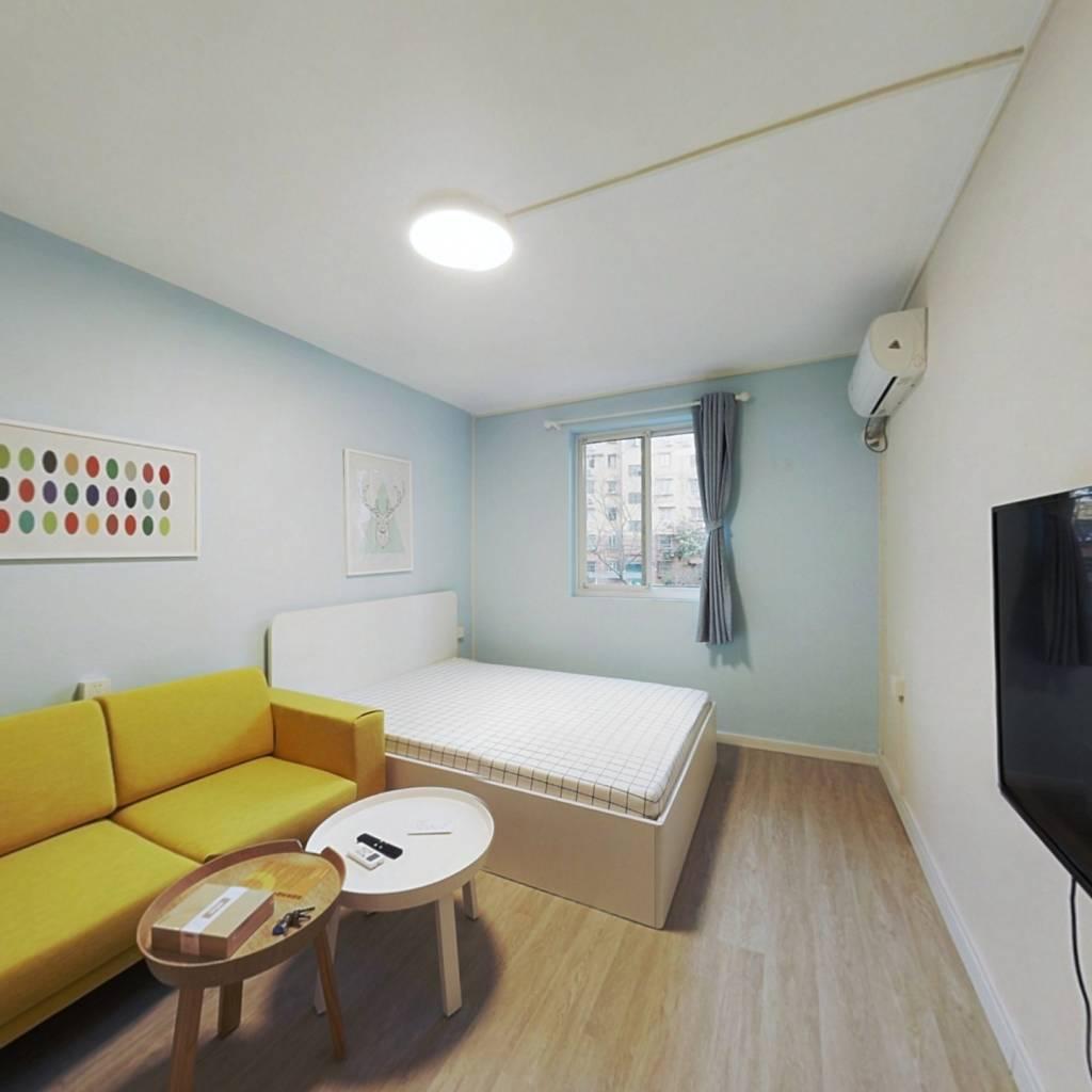 整租·花苑村桂花园 2室1厅 南卧室图