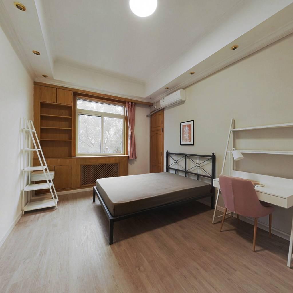 合租·三里河三区 2室1厅 南卧室图