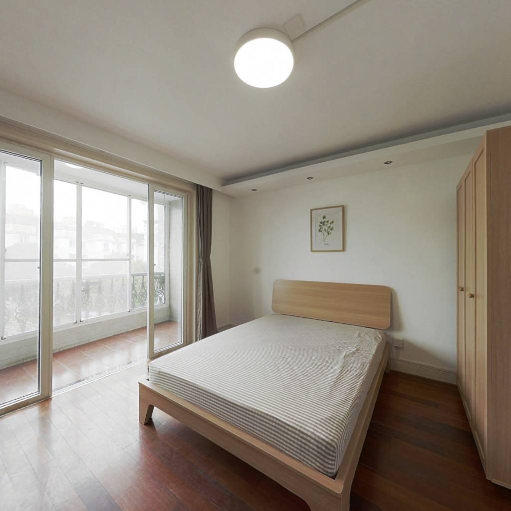 合租·汇佳苑 3室1厅 北卧室图