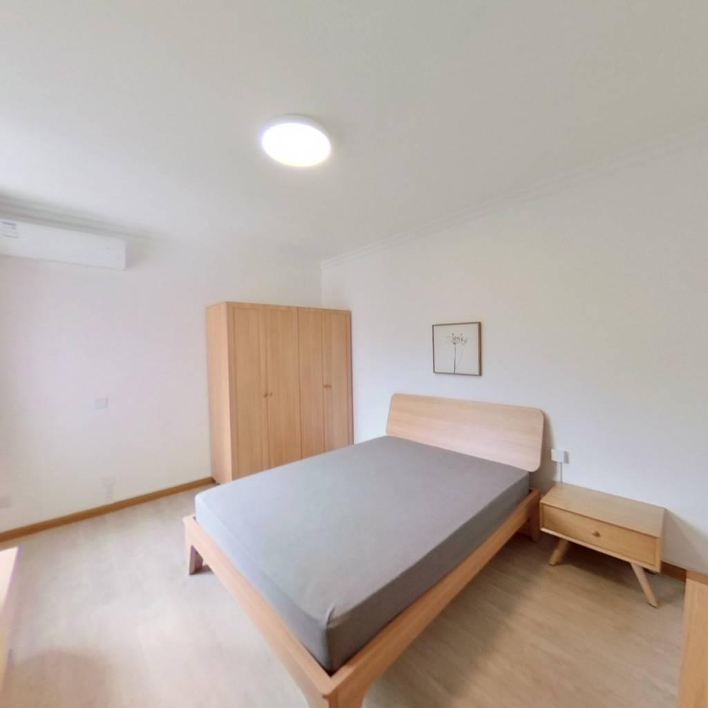整租·红旗小区 1室1厅 西卧室图