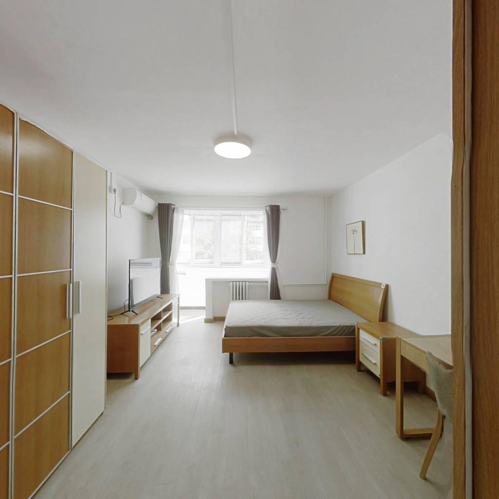 整租·七贤村 2室1厅 南北卧室图