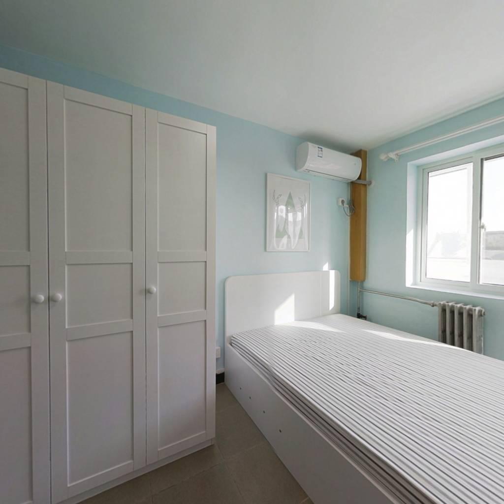 整租·南沙灘小區 1室1廳 南臥室圖