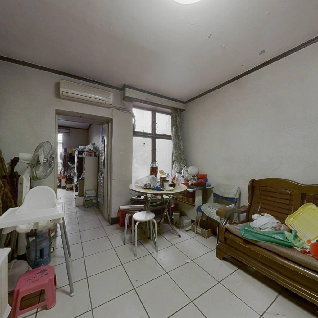 少有 经典两居大客厅带明窗,满五年公房适合多贷款