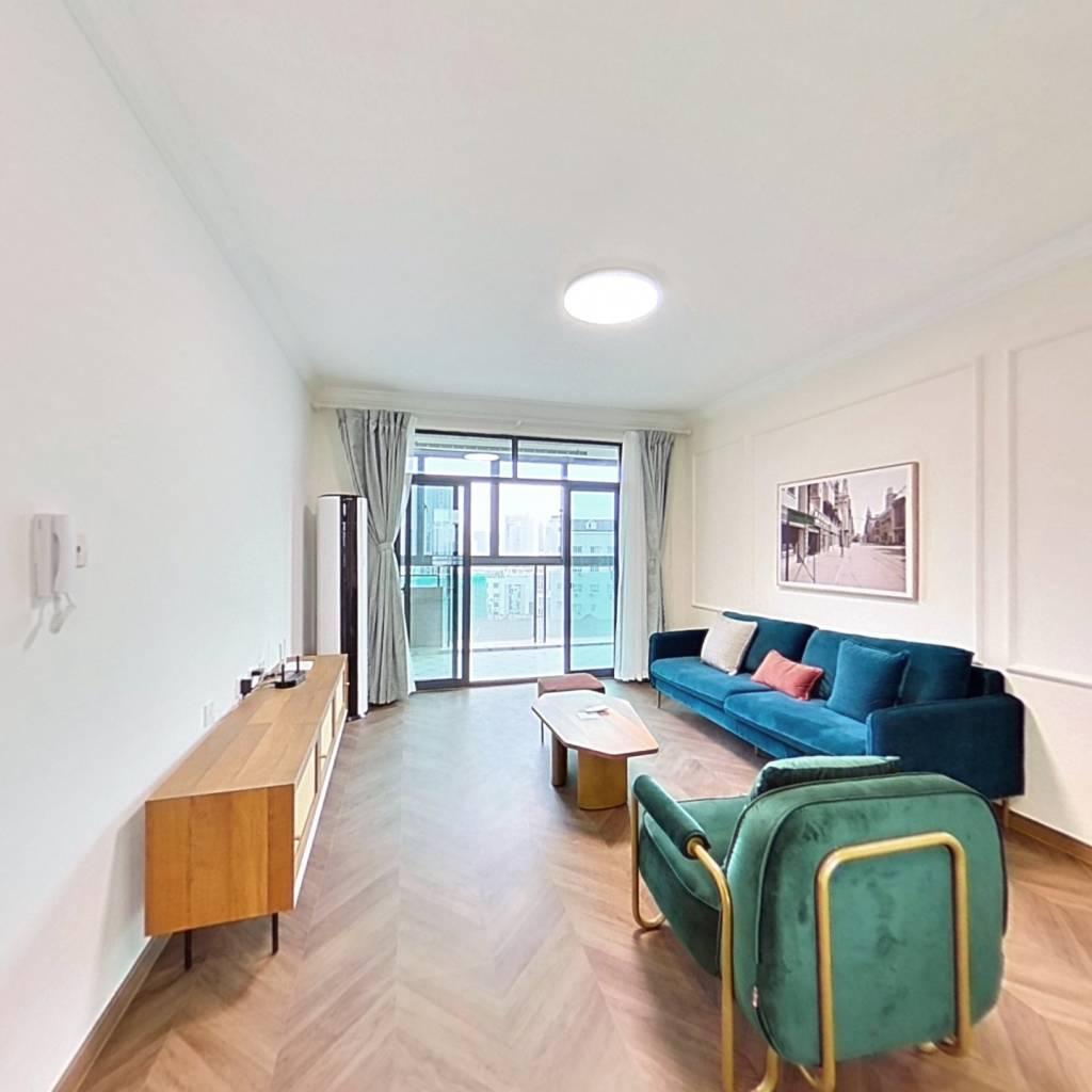 整租·新柳公寓 2室1厅 南卧室图