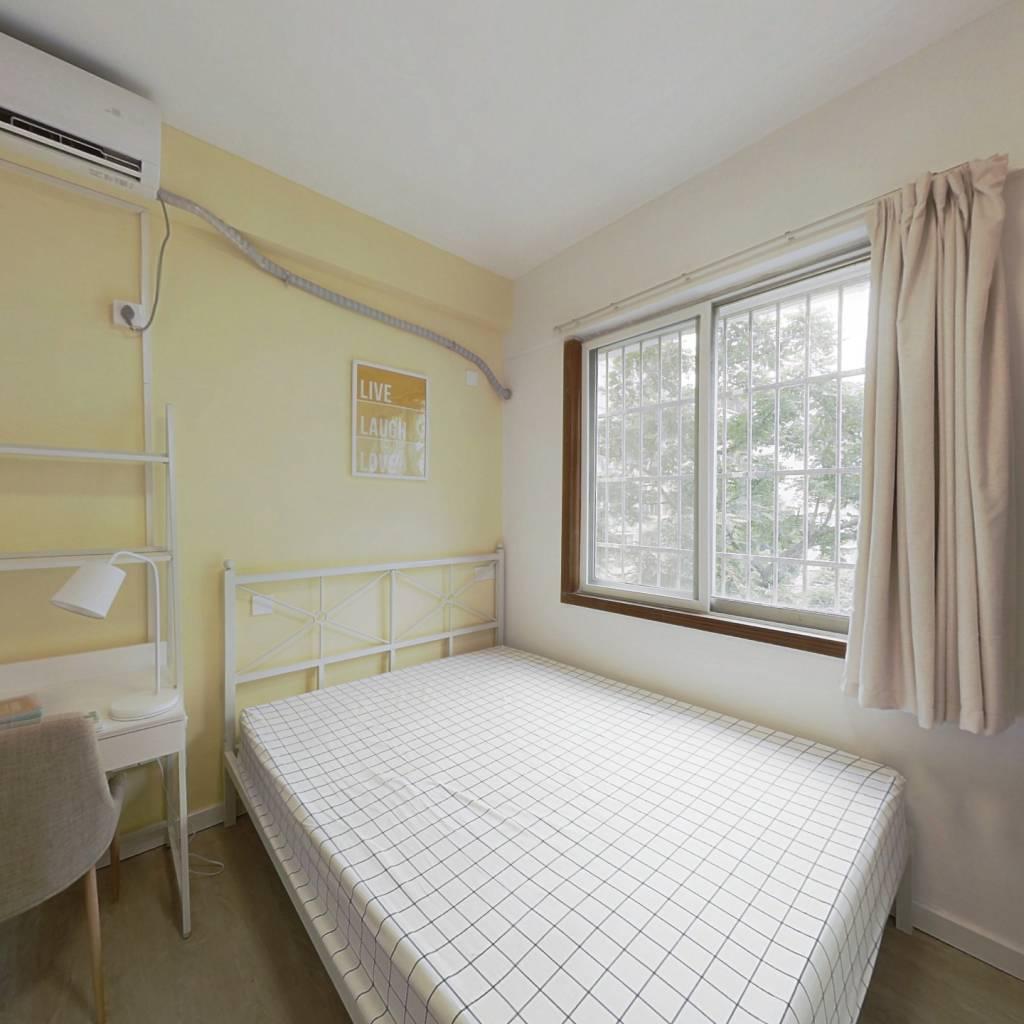 合租·华文学院 4室1厅 东卧室图