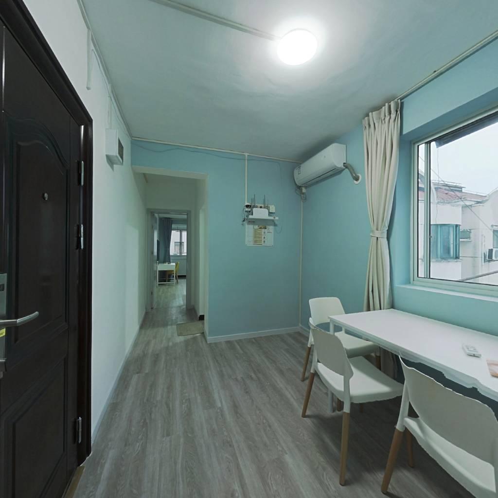 整租·高兴花园 2室1厅 南卧室图