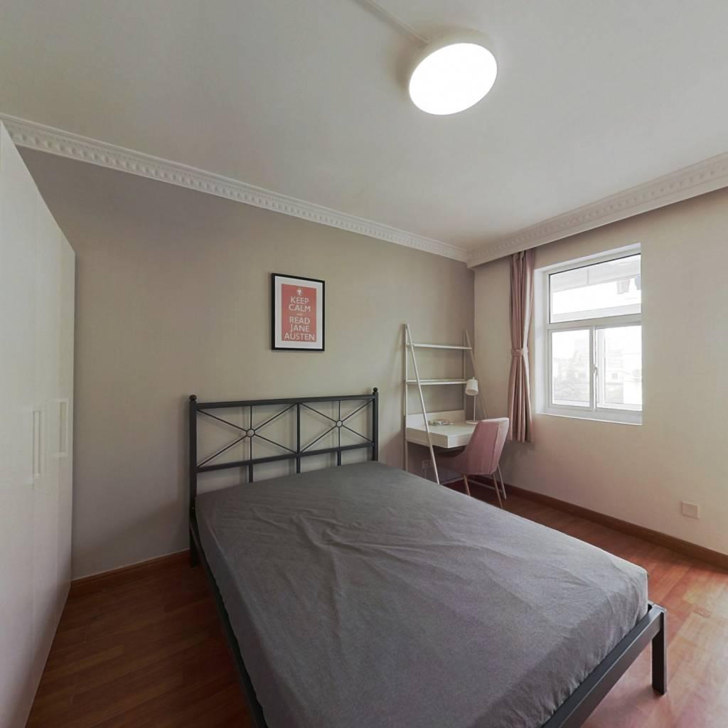 合租·瑞金北村 3室1厅 南卧室图