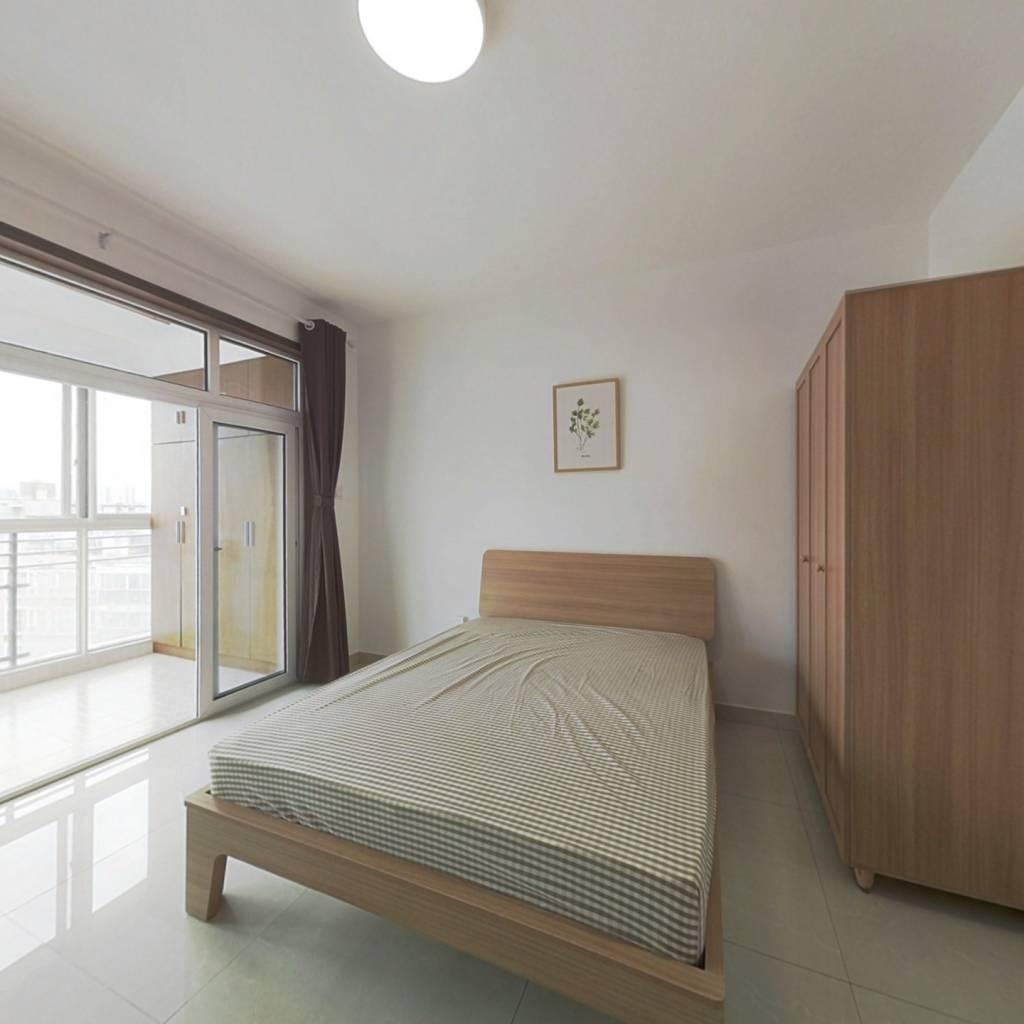 合租·花样年花郡 3室1厅 南卧室图