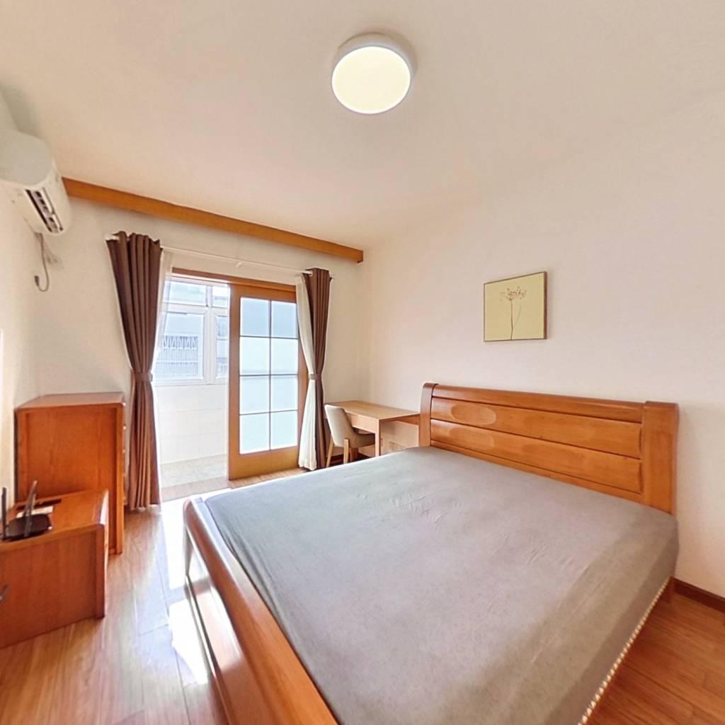 整租·小市新村 2室1厅 南卧室图