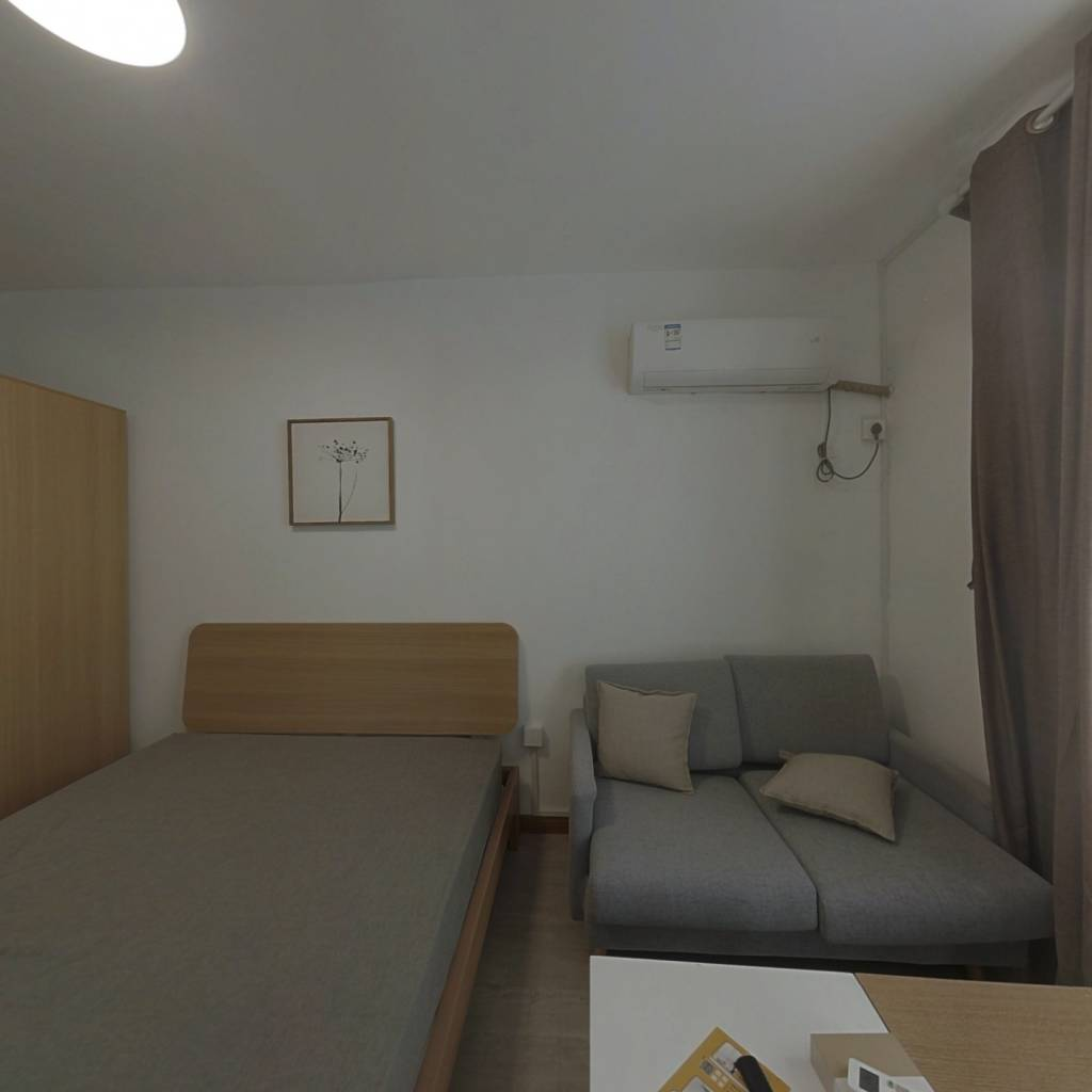 整租·双辽支路70弄 1室1厅 南卧室图