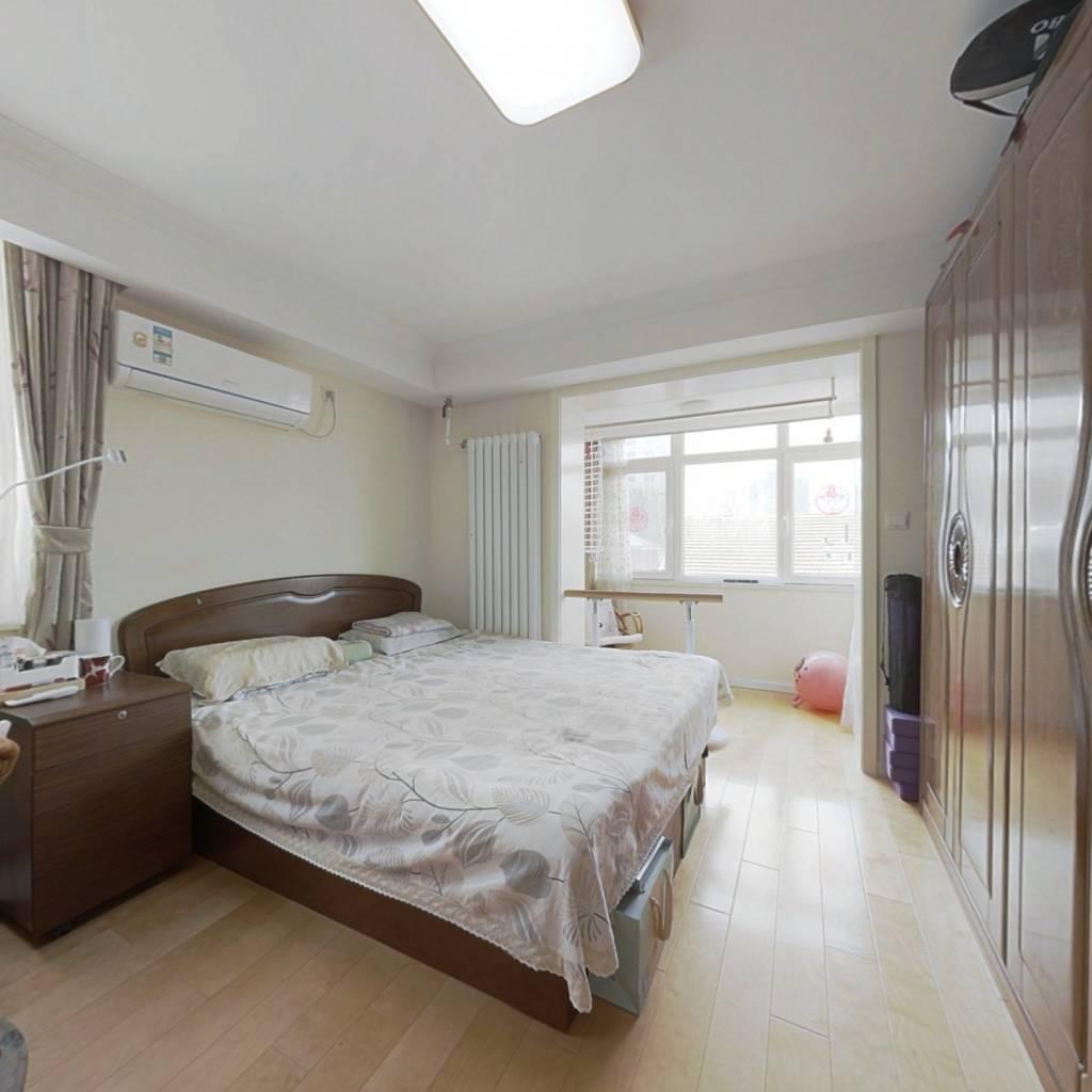 六铺炕二区优质两居室,满五唯一精装修