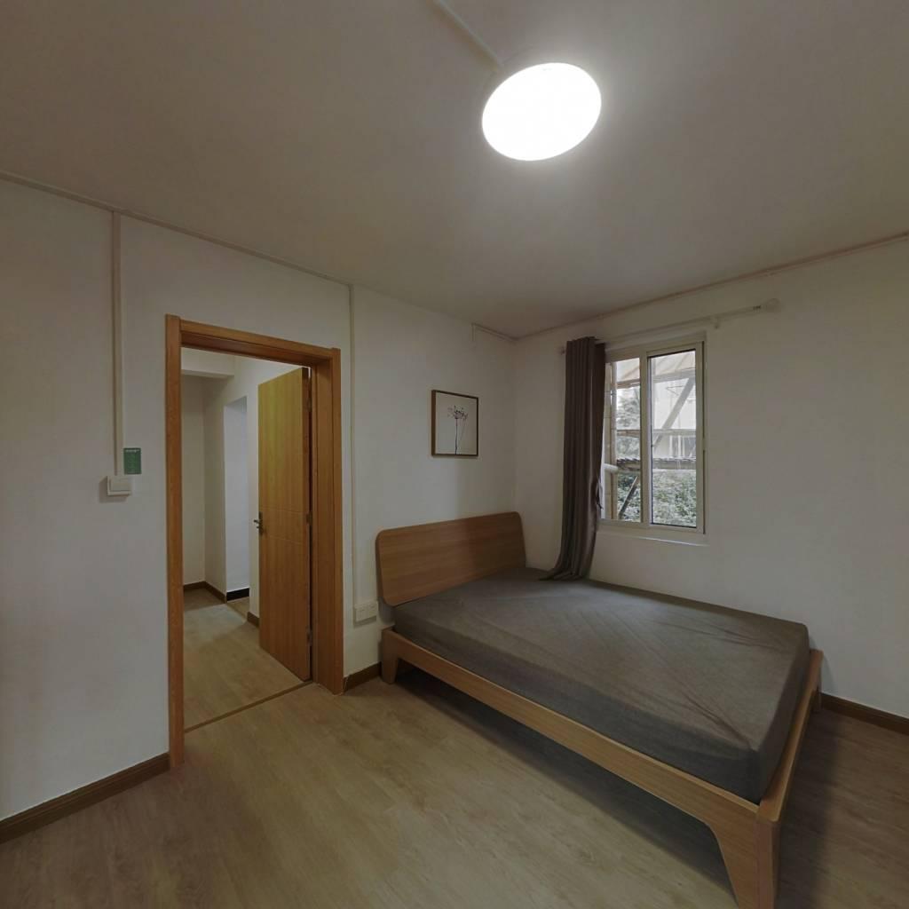 整租·广中扩大小区 1室1厅 南卧室图
