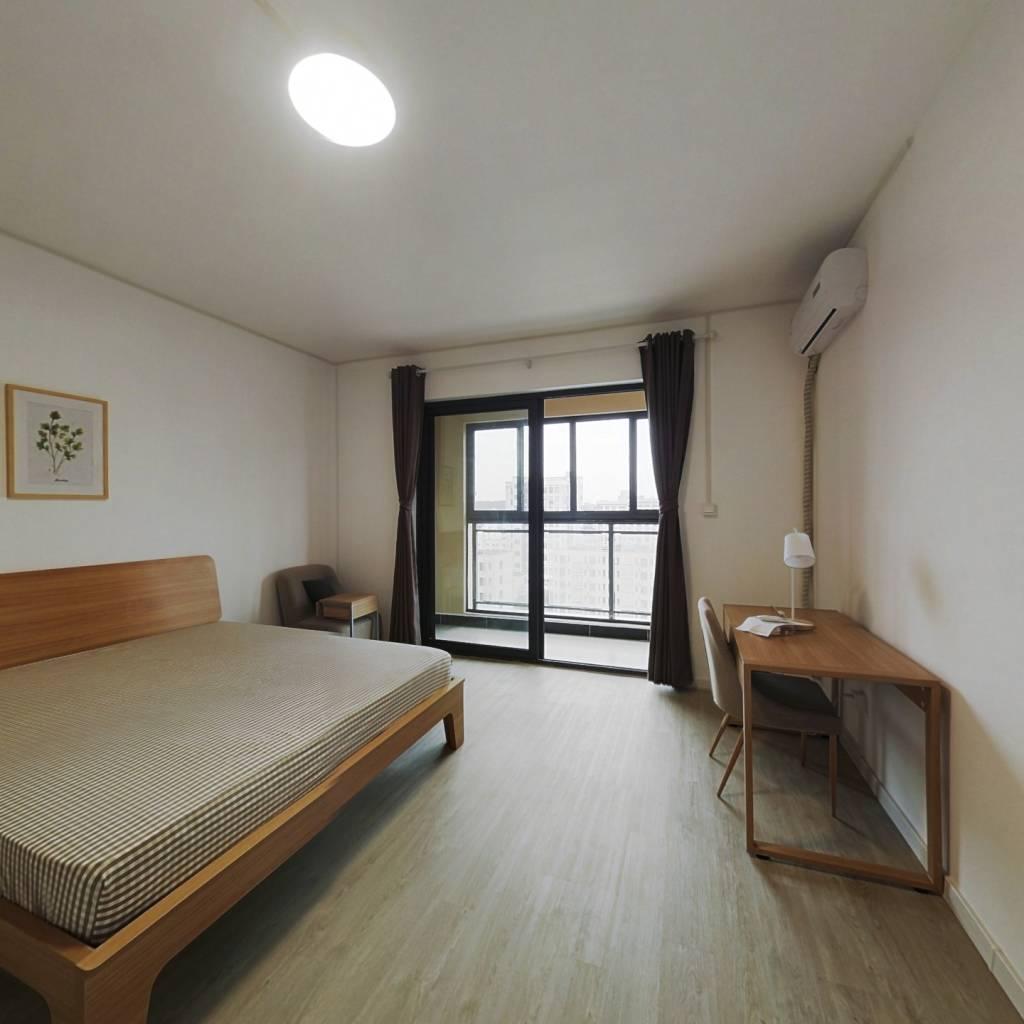 合租·复地东湖国际七期 5室1厅 南卧室图