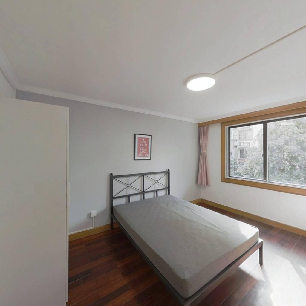 合租·建设公寓 3室1厅 南卧室图
