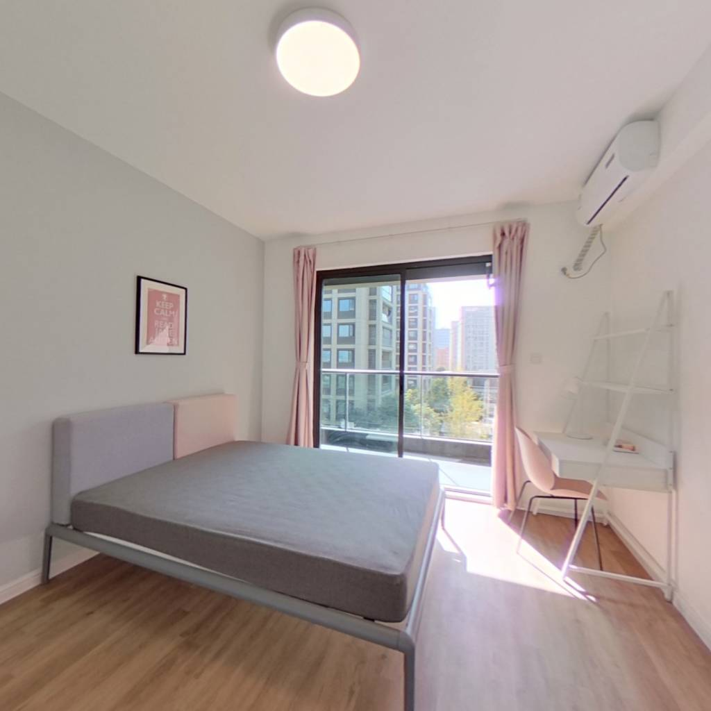 合租·北大资源未名府 5室1厅 南卧室图