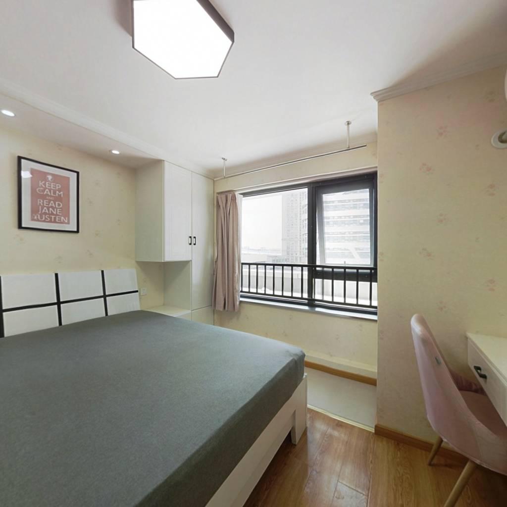 合租·龙湖新壹城 2室1厅 南卧室图
