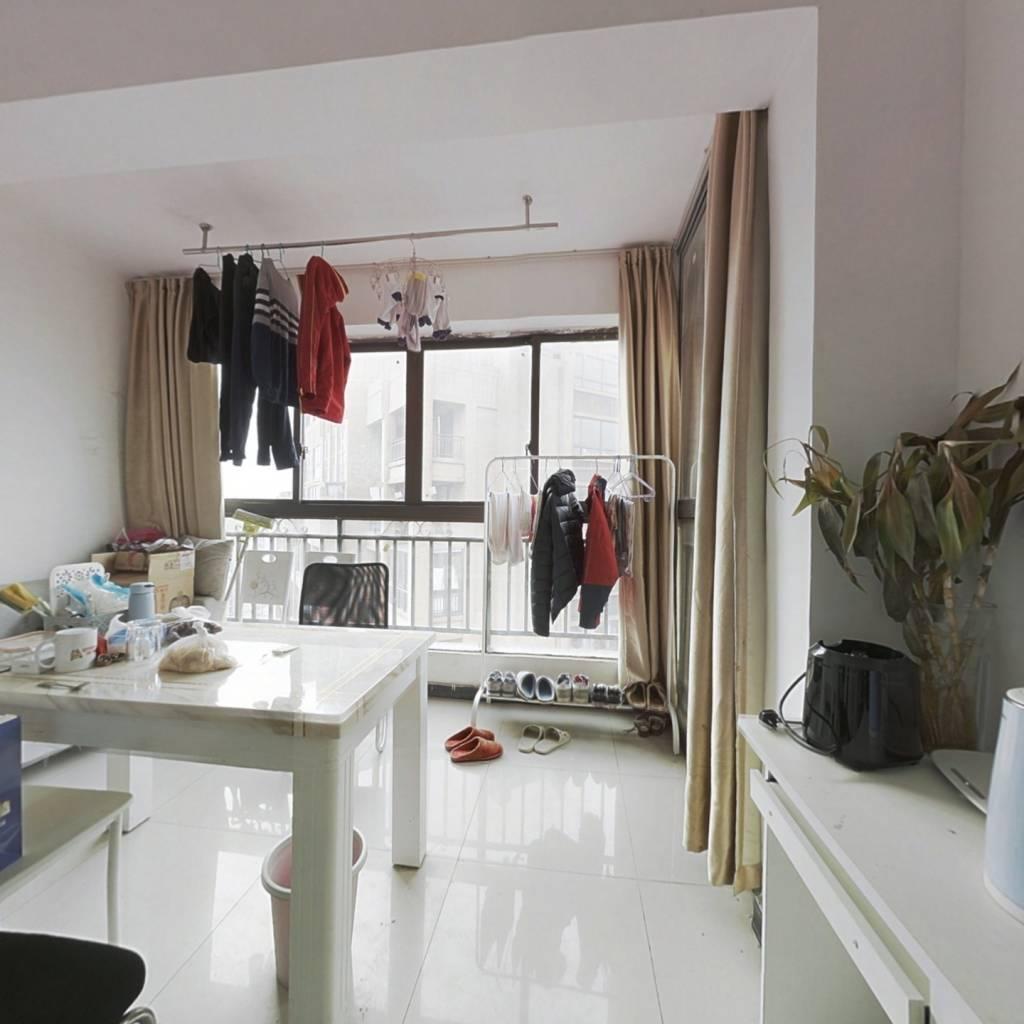 揽悦跃层 装修20万 纯边套 八个房间利用空间大