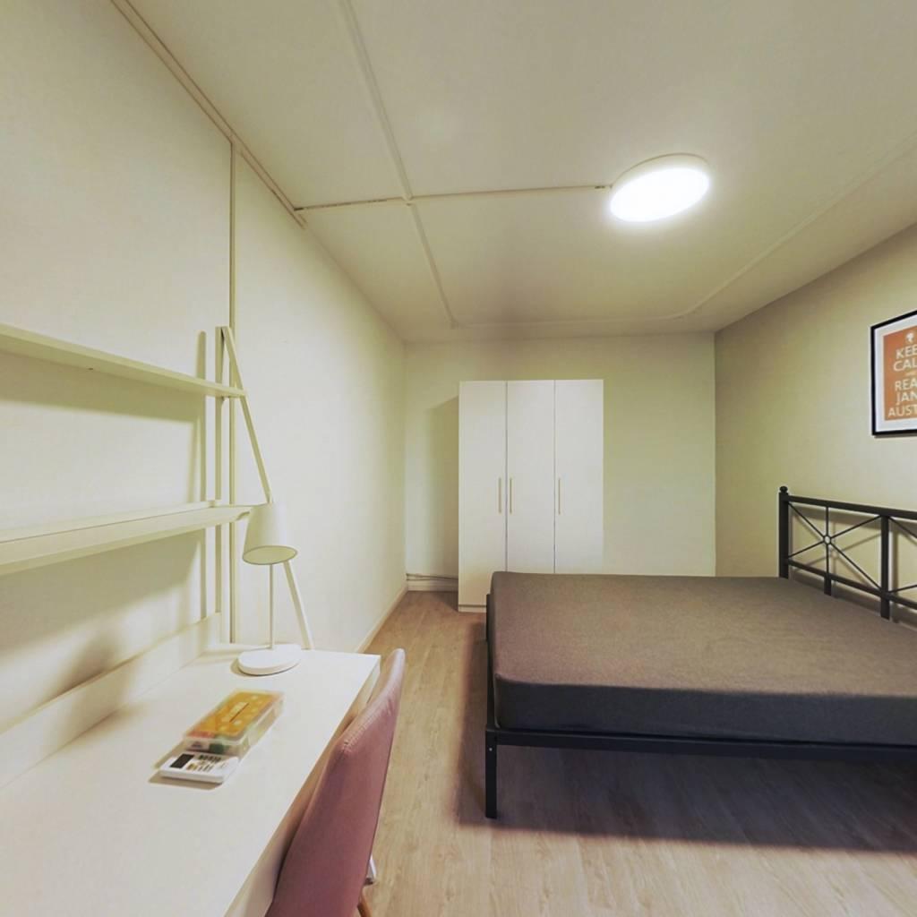 合租·佳音里 2室1厅 南卧室图