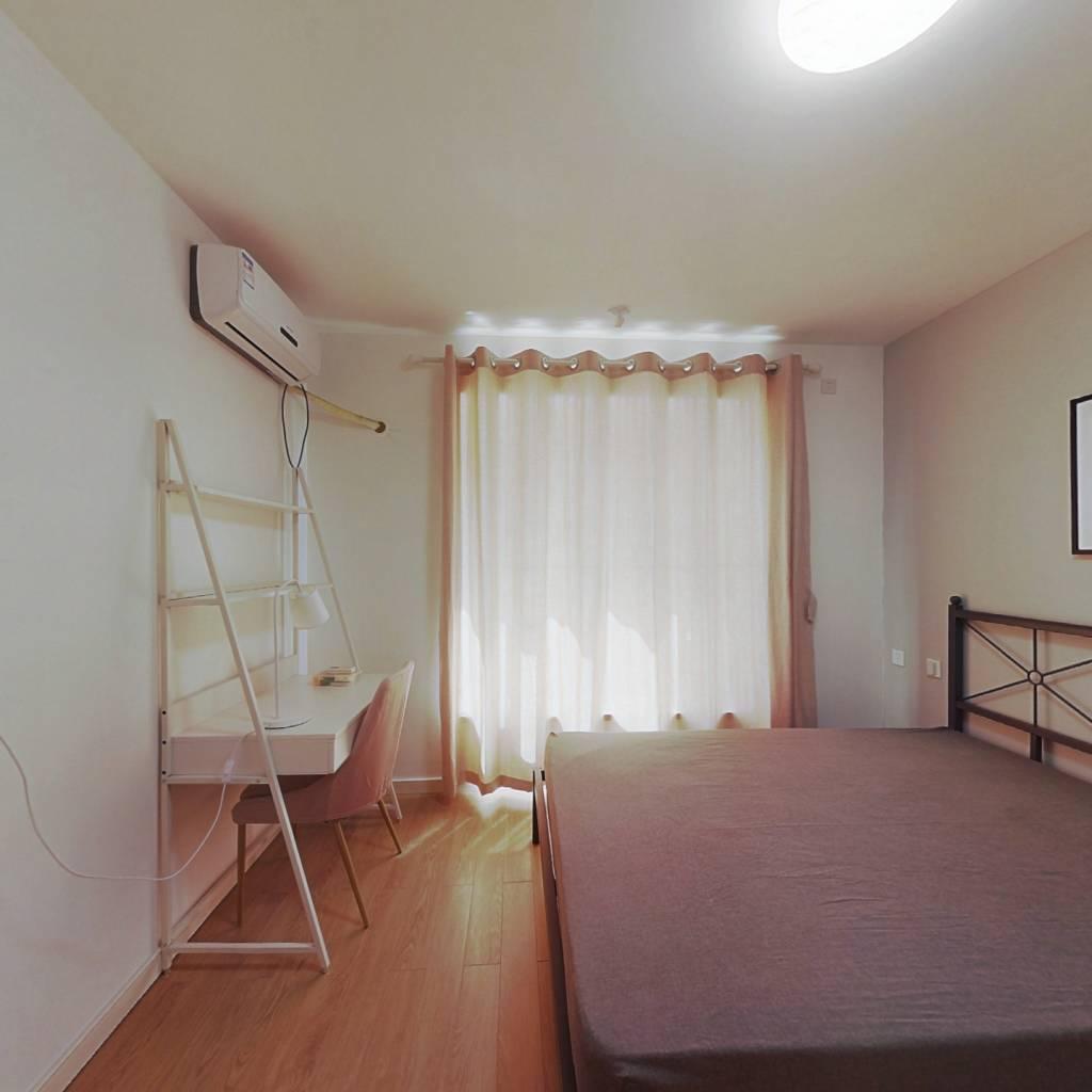 合租·万科民和巷 3室1厅 北卧室图