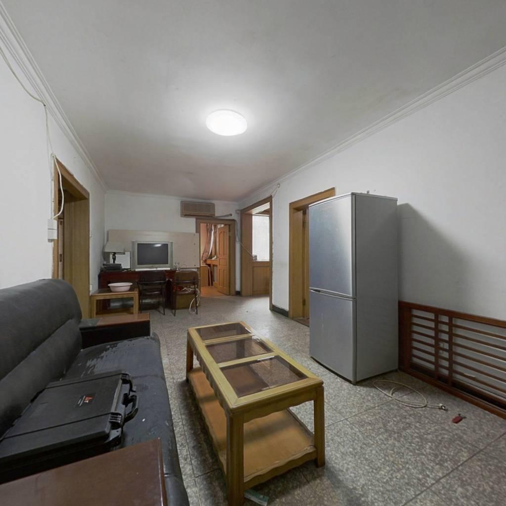 西直门 交通大学 满五年单位分房 可贷款 两室一厅