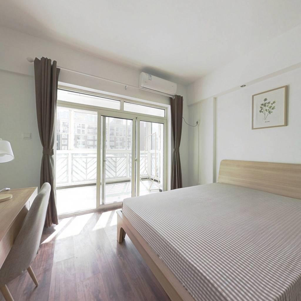 合租·南辰景秀 3室1厅 南卧室图