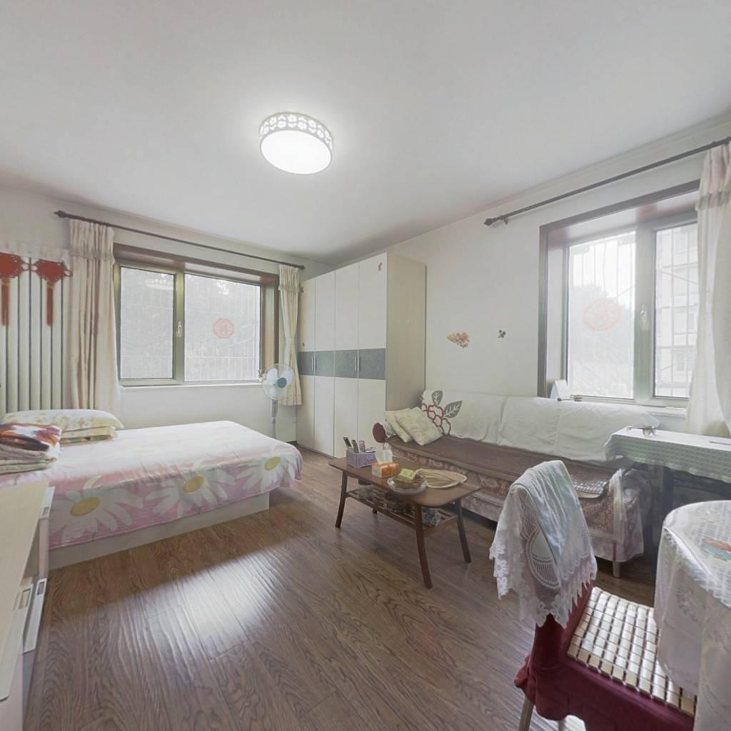 牡丹园北医三院塔院西单宿舍低总价两居室