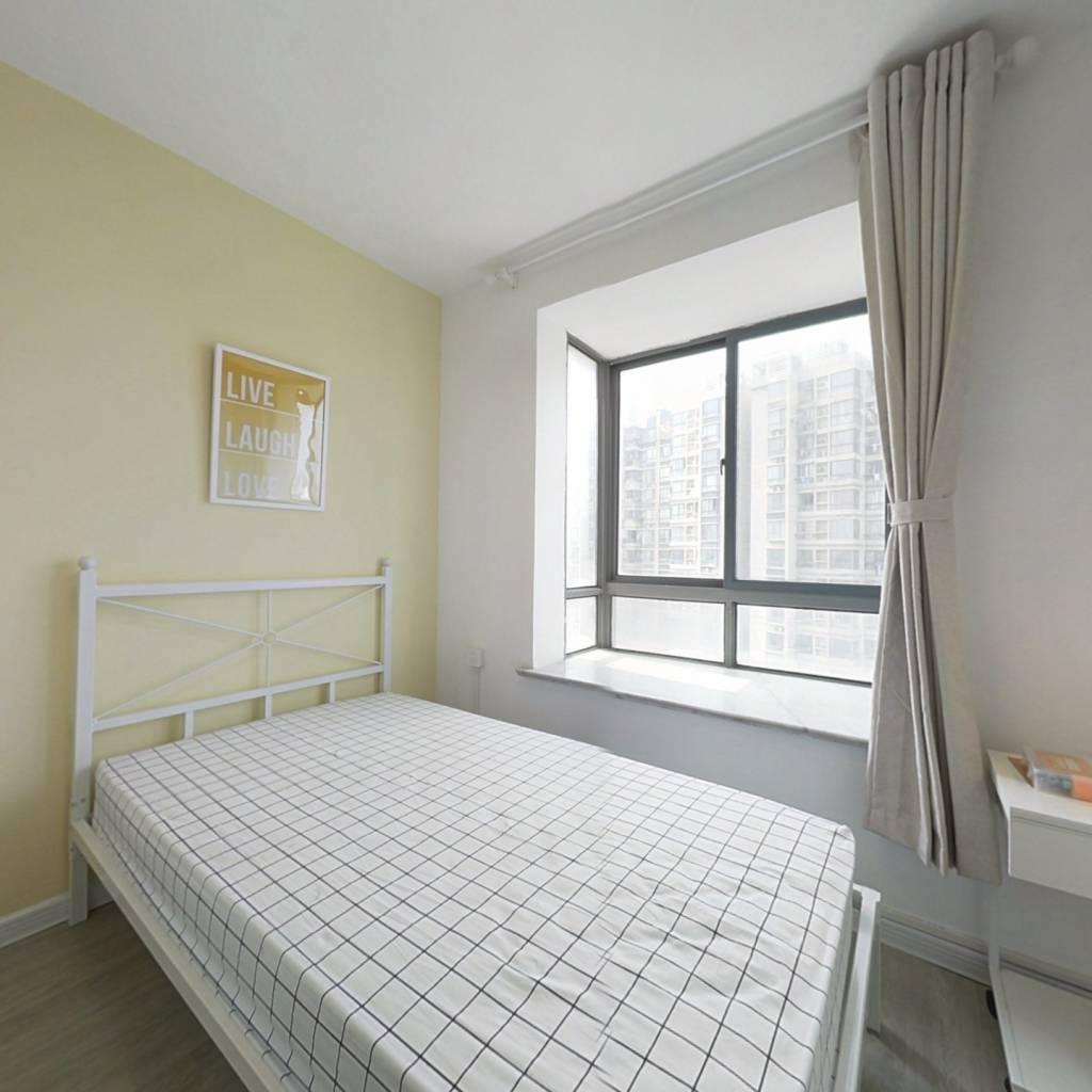 合租·金禾新苑 4室1厅 北卧室图