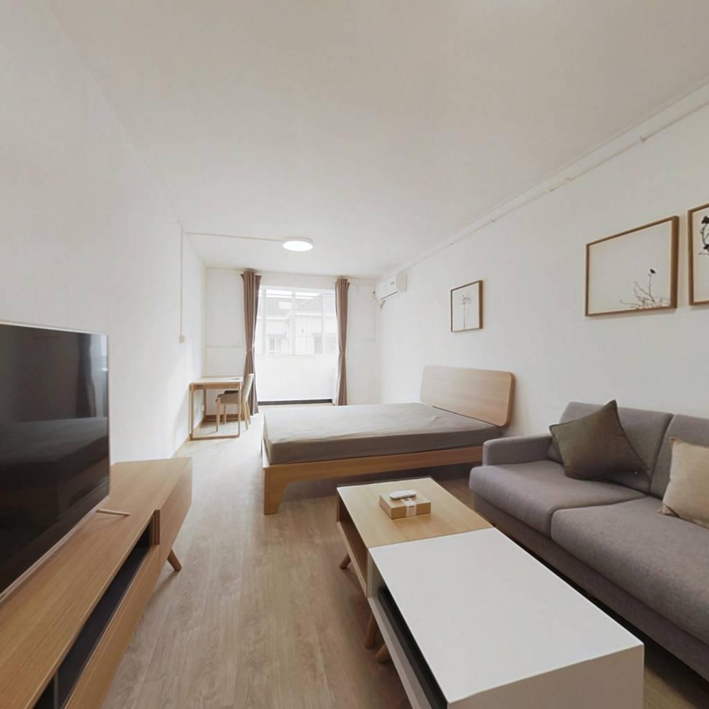 整租·南丹小区 1室1厅 南卧室图