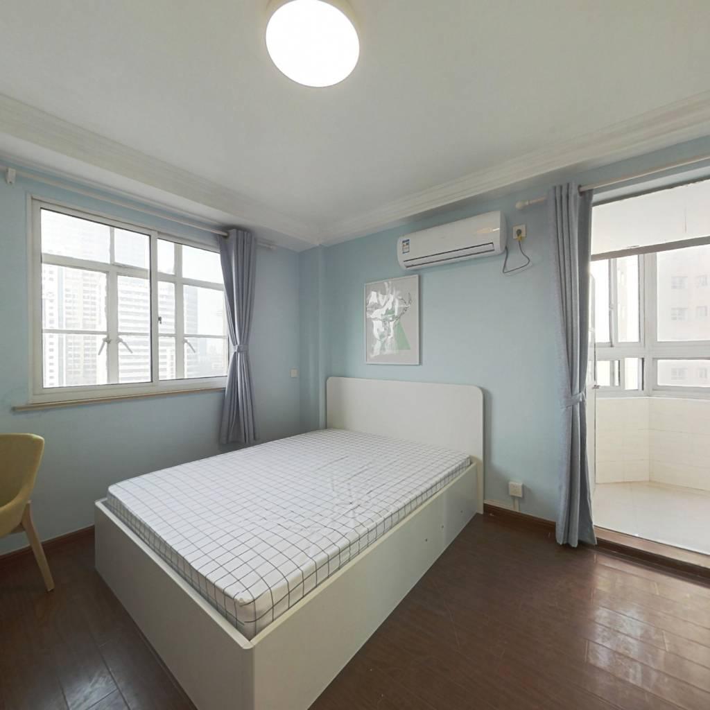 整租·连云大楼 1室1厅 北卧室图