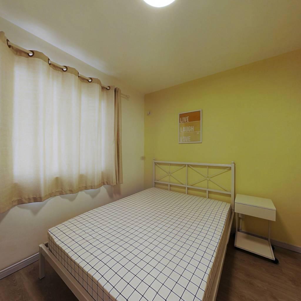 合租·瑞和城叁街区(鲁宁路80弄) 3室1厅 南卧室图