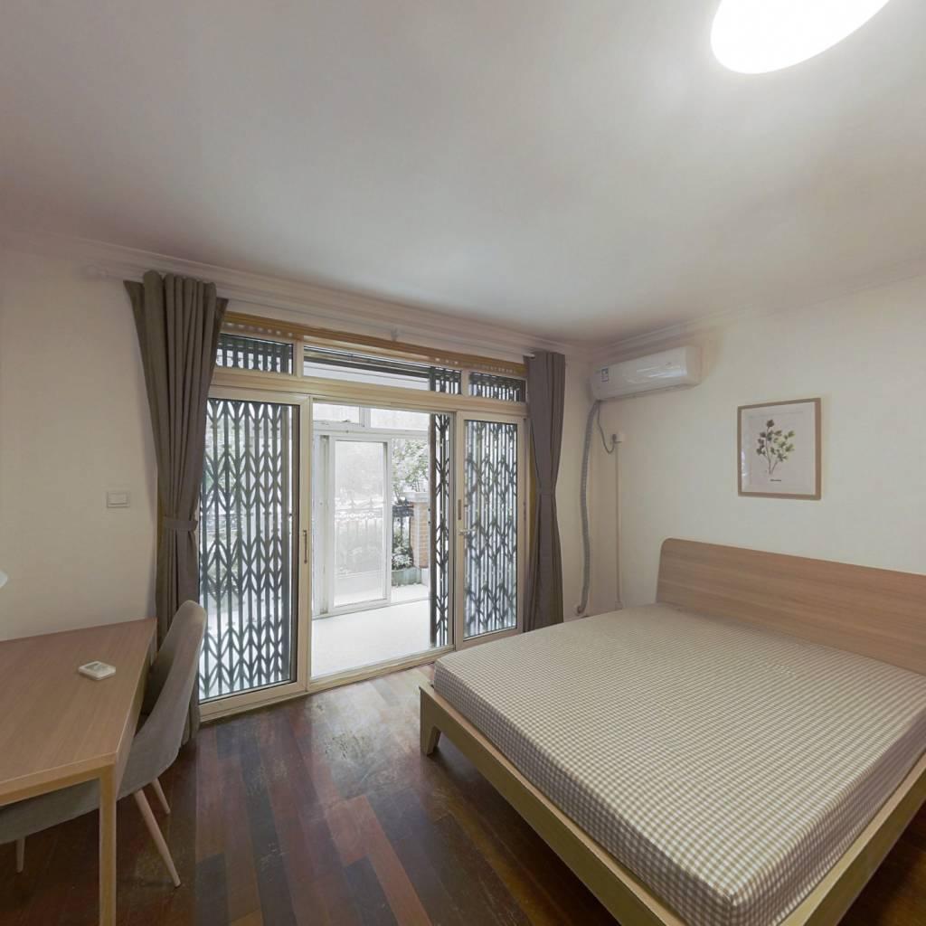 合租·兰馨苑(杨浦) 3室1厅 南卧室图