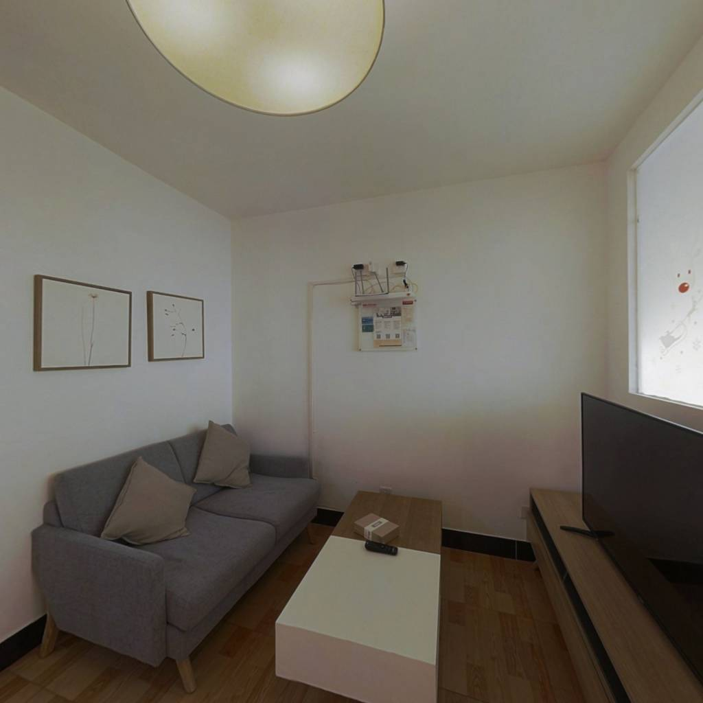 整租·时尚街区东区 1室1厅 南卧室图